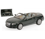 Minichamps 436139060 - BENTLEY CONTINENTAL GTC - 2011 - GREEN
