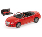 Minichamps 436139061 - BENTLEY CONTINENTAL GT SPEED CONVERTIBLE - 2012 - ST.JAMES R
