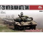 Modelcollect 72011 - T-72B1 with ERA main battle