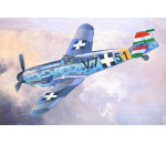 Modelcollect C-83 - BF-109G-4 Hungarian A.F