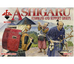 Red Box 72008 - Ashigaru (Command and support group)