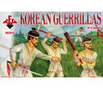 Red Box 72013 - Korean Guerrillas, 16.-17. century