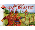 Red Box 72014 - Korean heavy infantry, 16.-17. century