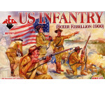 Red Box 72017 - US Infantry, Boxer Rebellion 1900