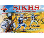 Red Box 72021 - Sikhs, Boxer Rebellion 1900