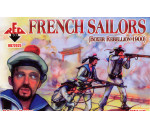 Red Box 72025 - French sailors, Boxer Rebellion 1900