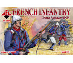 Red Box 72027 - French Infantry, Boxer Rebellion 1900