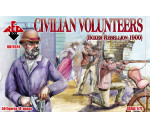 Red Box 72028 - Civilian Volunteers, Boxer Rebellion 190
