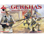 Red Box 72034 - Gurkhas, Boxer Rebellion 1900