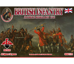 Red Box 72049 - British Infantry 1745,Jacobite Rebellion
