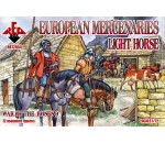 Red Box 72054 - European mercenaries (light horse) War o