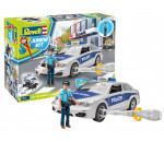 Revell 0820 - Junior kit Police car