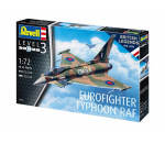 Revell 3900 - 100 Years RAF: Eurofighter Typhoon RAF