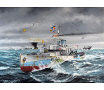 Revell 5132 - HMCS Snowberry (Flower Class Corvette (early))