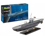 Revell 5155 - GERMAN SUBMARINE TYPE IIB