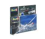 Revell 63961 - Model Set Gliderplane DUO DISCUS & engine