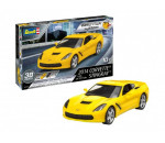 Revell 67449 - 2014 Corvette Stingray-szett