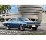 Revell 7188 - 1968 Dodge Charger (2n1)