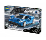 Revell 7678 - 2017 FORD GT (EASY CLICK)
