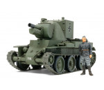 Tamiya 35318 - Finnish Army Assault Gun BT-42 - 1 Figure