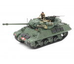 Tamiya 35366 - British Tank Destroyer M10 II C 17pdr SP Achilles - 3 Figures