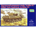 Unimodels UM205 - Achilles IIC British tank destroyer