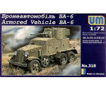 Unimodels UM318 - Armored Vehicle BA-6