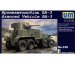 Unimodels UM320 - Armored Vehicle BA-3