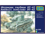 Unimodels UM339 - BT-42 Finnish assault howitzer(Re-relese