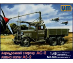 Unimodels UM506 - Airfield starter AS-2 on GAZ-AAA