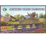 Unimodels UM642 - Armored train platform