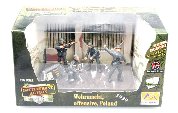 Trumpeter Easy Model - Wehrmacht Offensive Poland, 1939