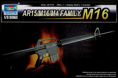 Trumpeter - AR15/M16/M4 FAMILY-M16